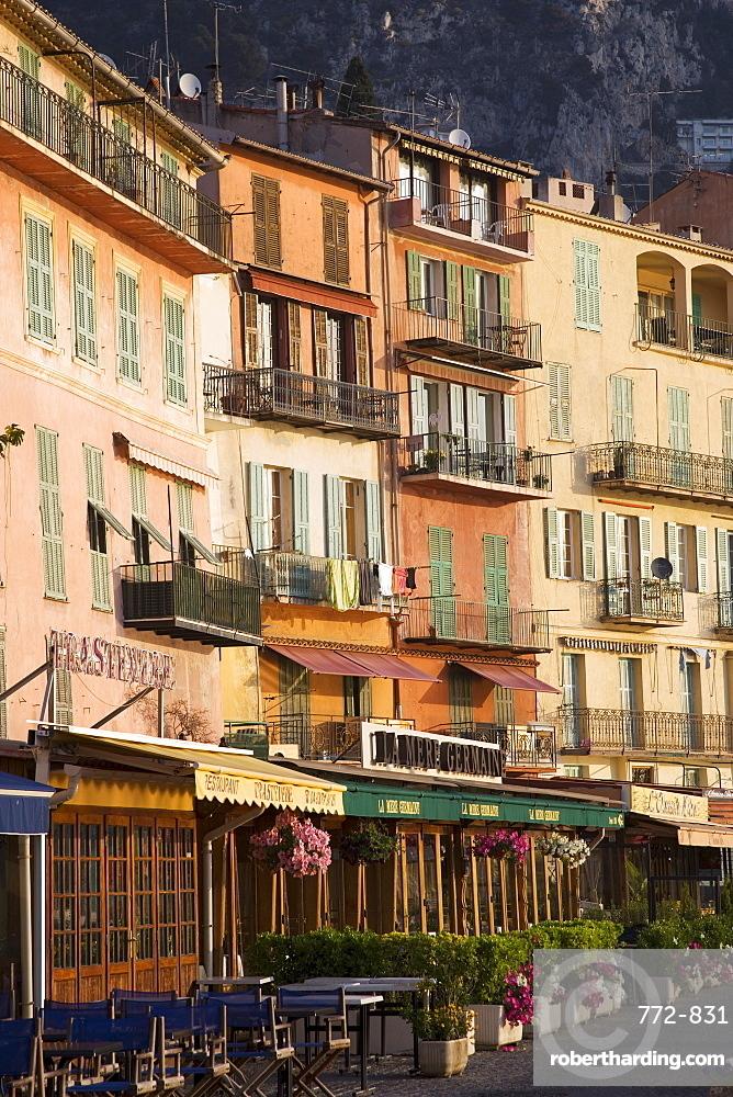 Villefranche sur Mer, Alpes Maritimes, Provence, Cote d'Azur, French Riviera, France, Mediterranean, Europe