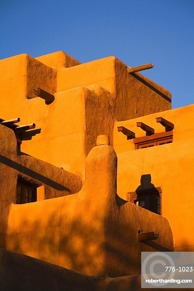 Inn at Loretto, city of Santa Fe, New Mexico, United States of America, North America