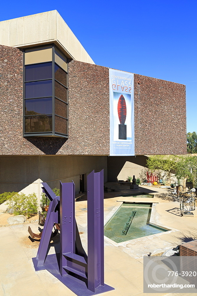 Palm Springs Art Museum, Palm Springs, California, United States of America, North America