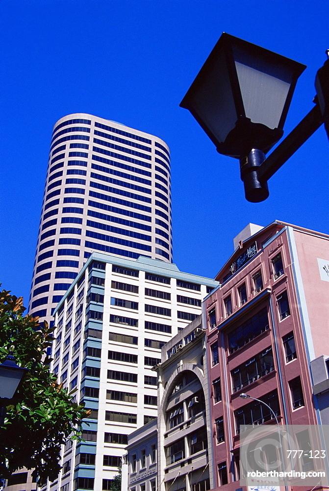Albert Street, Auckland, North Island, New Zealand, Pacific