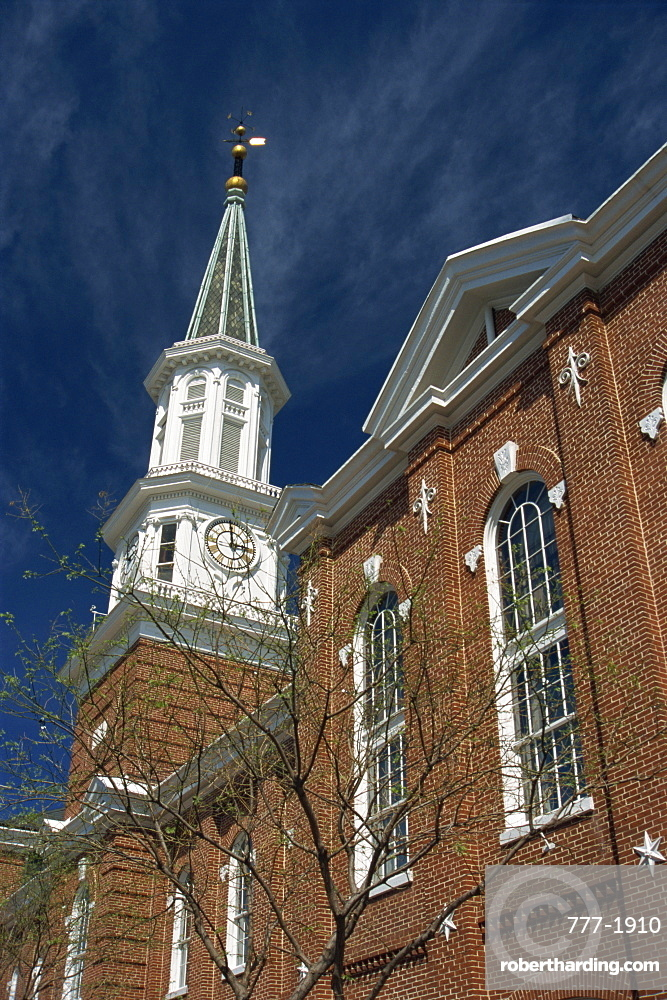 City Hall, Old Town, Alexandria, Virginia, United States of America, North America