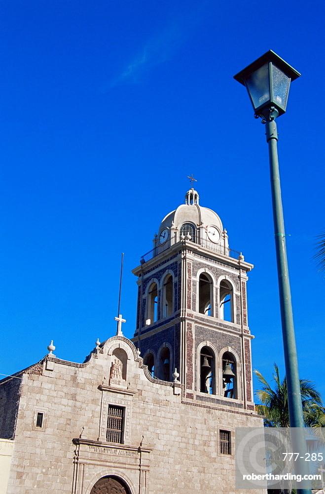 Mission Nuestra Senora de Loreto, Loreto Town, Baja California Sur, Mexico, North America