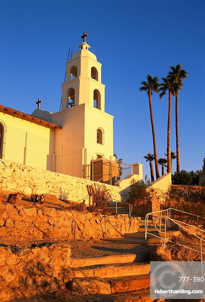 St. Thomas Indian Mission, Yuma, southern Arizona, United States of America, North America