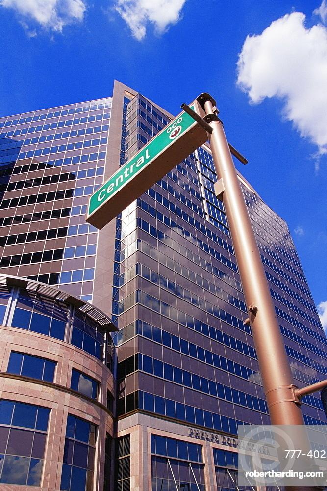 Phelps Dodge Tower, Downtown, Phoenix, Arizona, United States of America, North America