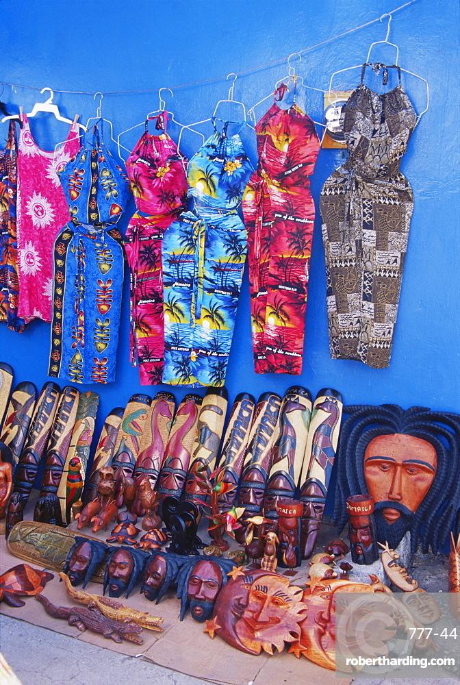 Shop, Montego Bay, Jamaica, West Indies, Caribbean, Central America