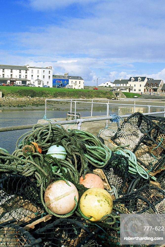 Mullaghmore village, County Sligo, Connacht, Republic of Ireland, Europe