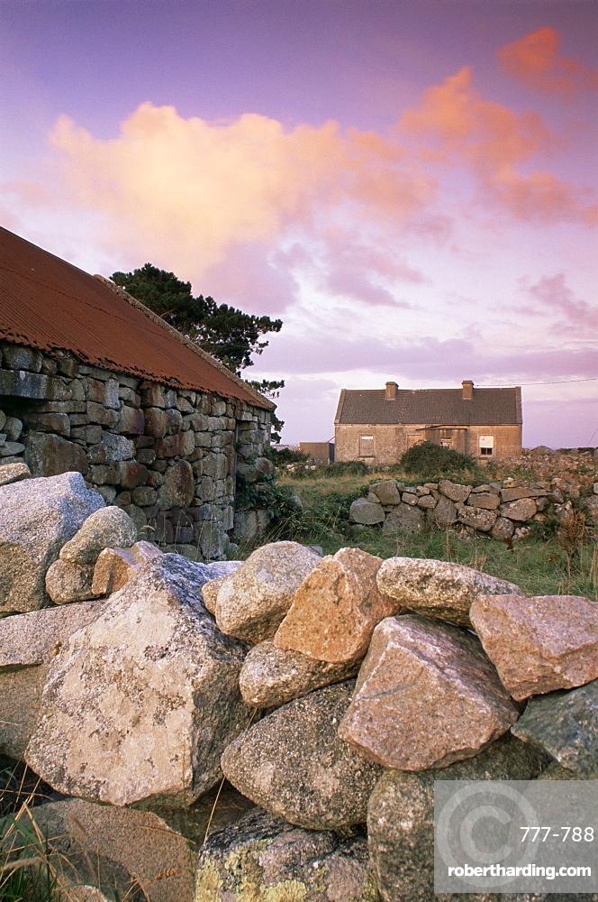 Lettermore, Connemara, County Galway, Connacht, Republic of Ireland, Europe