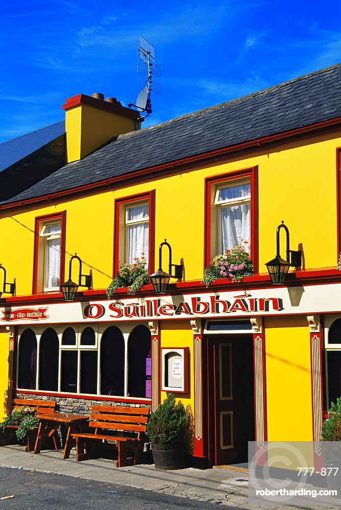 O'Sullivan's pub, Durrus village, County Cork, Munster, Republic of Ireland, Europe