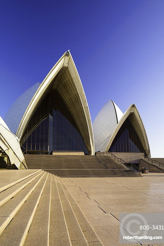 Sydney Opera House, UNESCO World Heritage Site, Sydney, New South Wales, Australia, Pacific