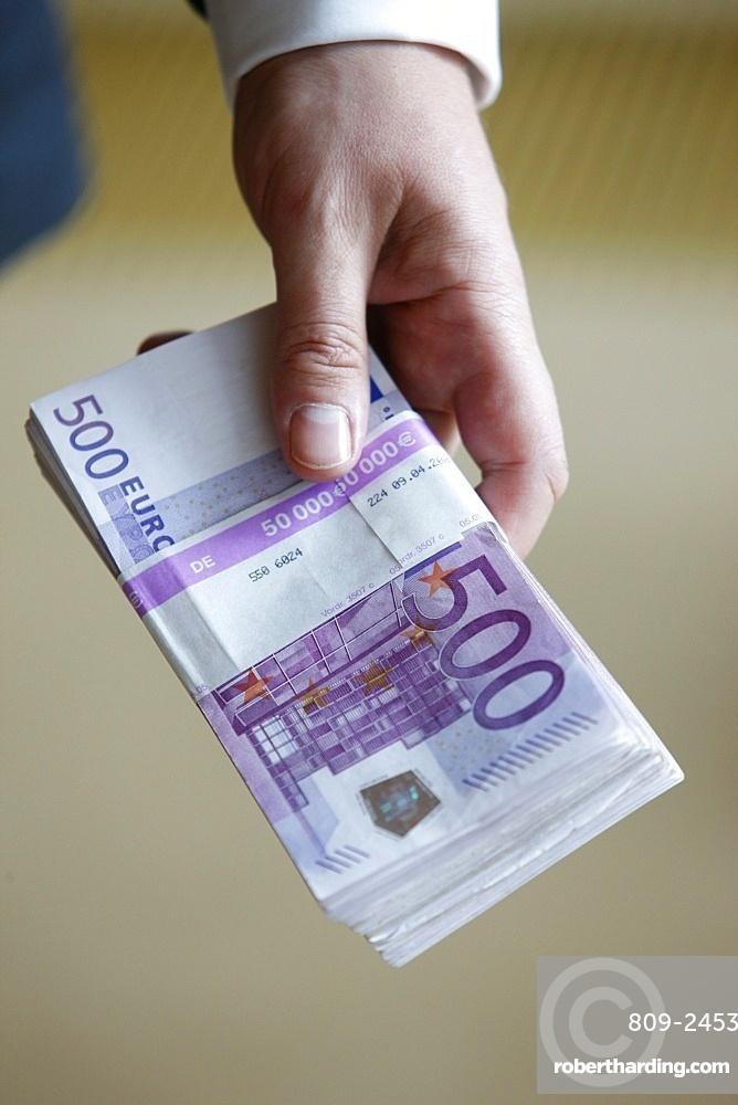 Euros, France, Europe