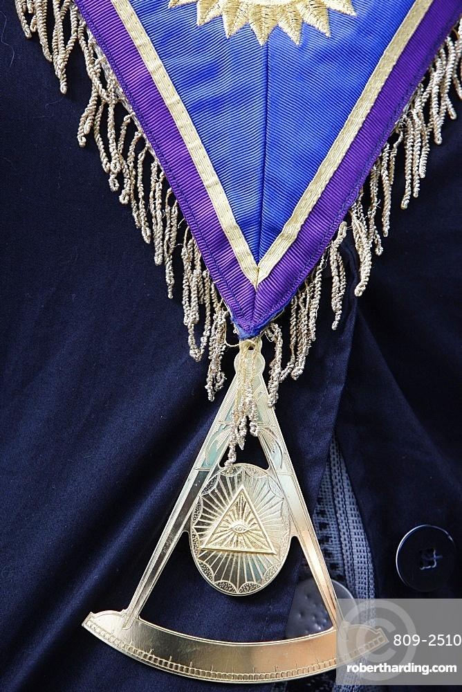 Freemason, Paris, France, Europe