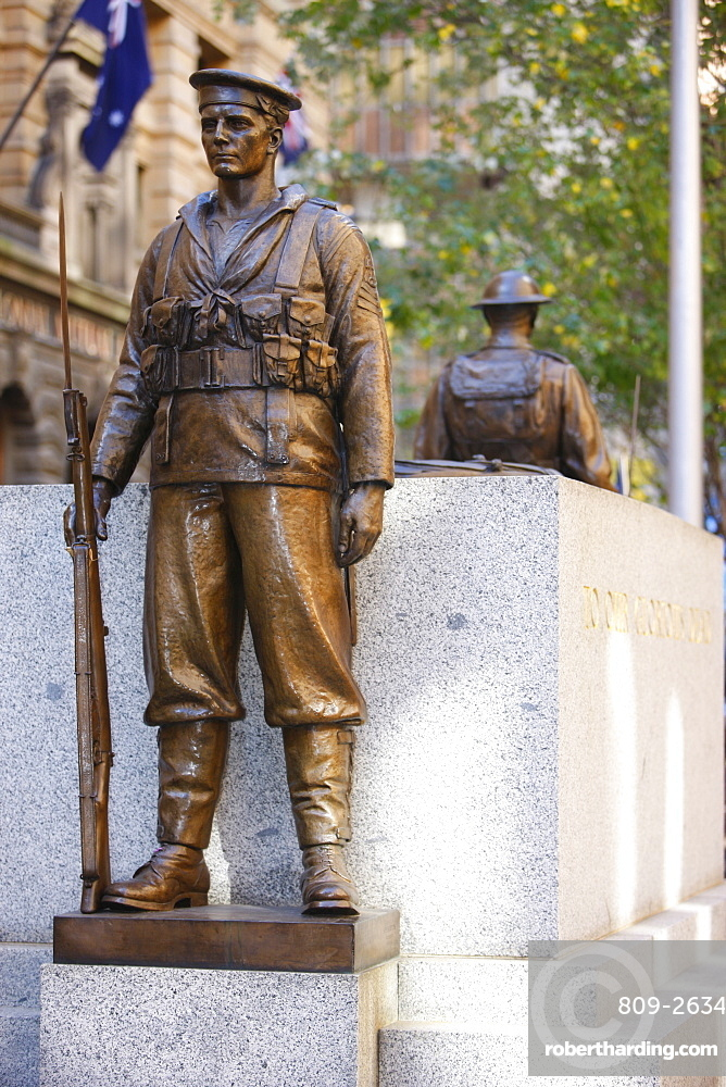 War memorial, Sydney, New South Wales, Australia, Pacific