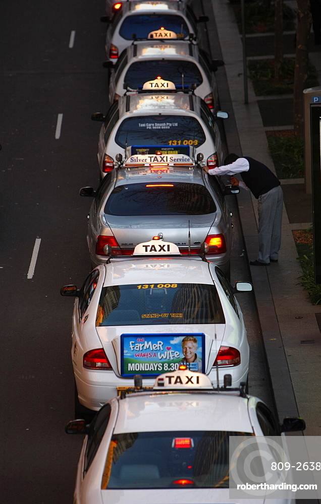 Taxis, Sydney, New South Wales, Australia, Pacific