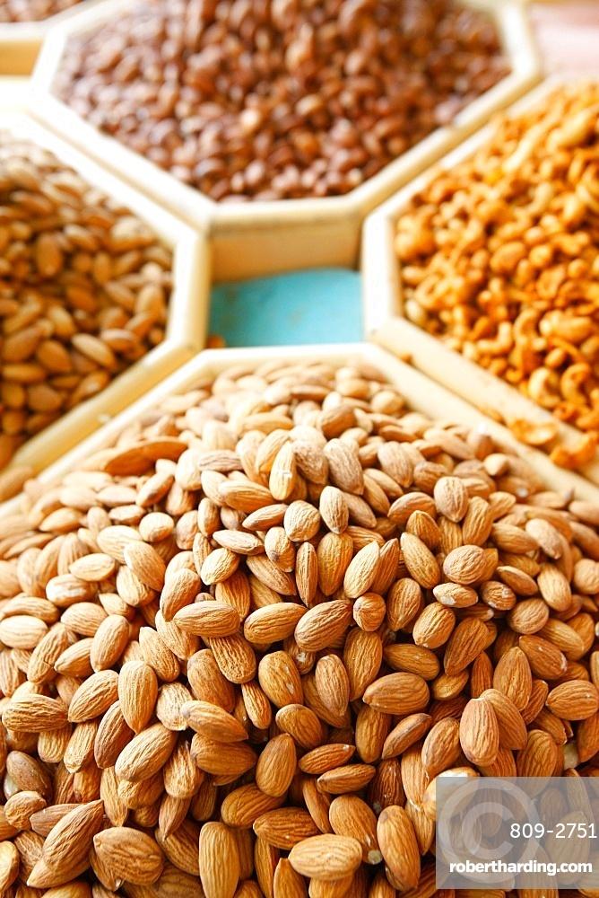 Nuts, Dubai, United Arab Emirates, Middle East
