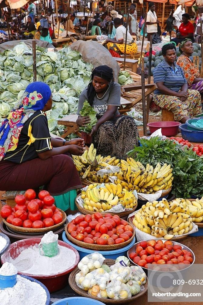 Masindi market, Uganda, Africa