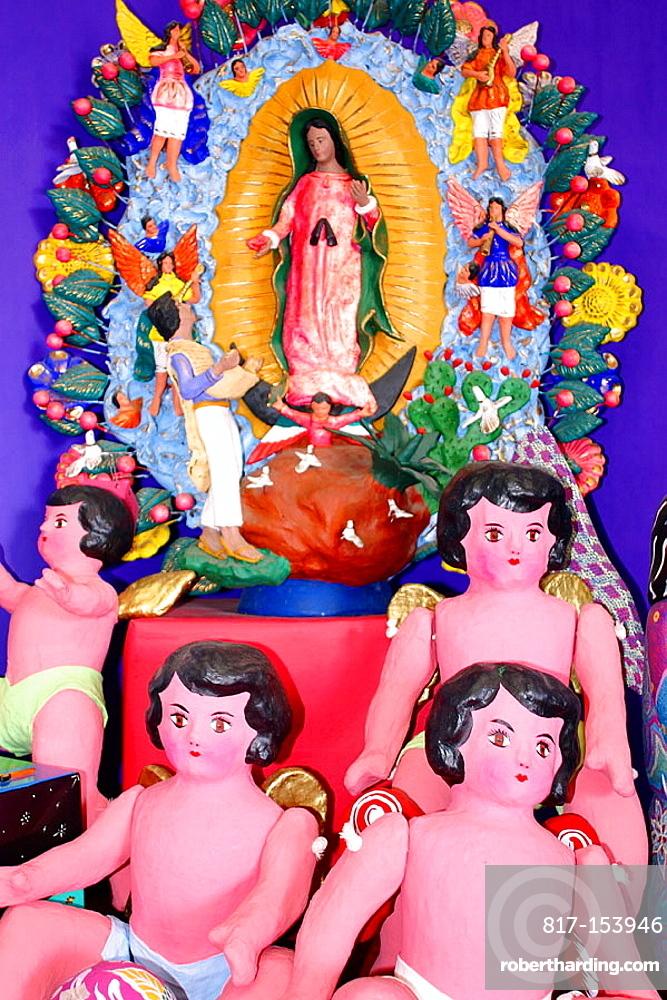 Handicrafts, Oaxaca, Mexico
