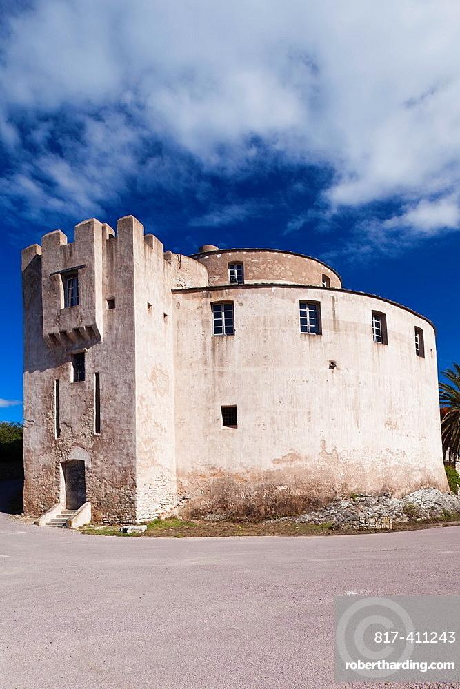 France, Corsica, Haute-Corse Department, Le Nebbio Region, St-Florent, the Citadel