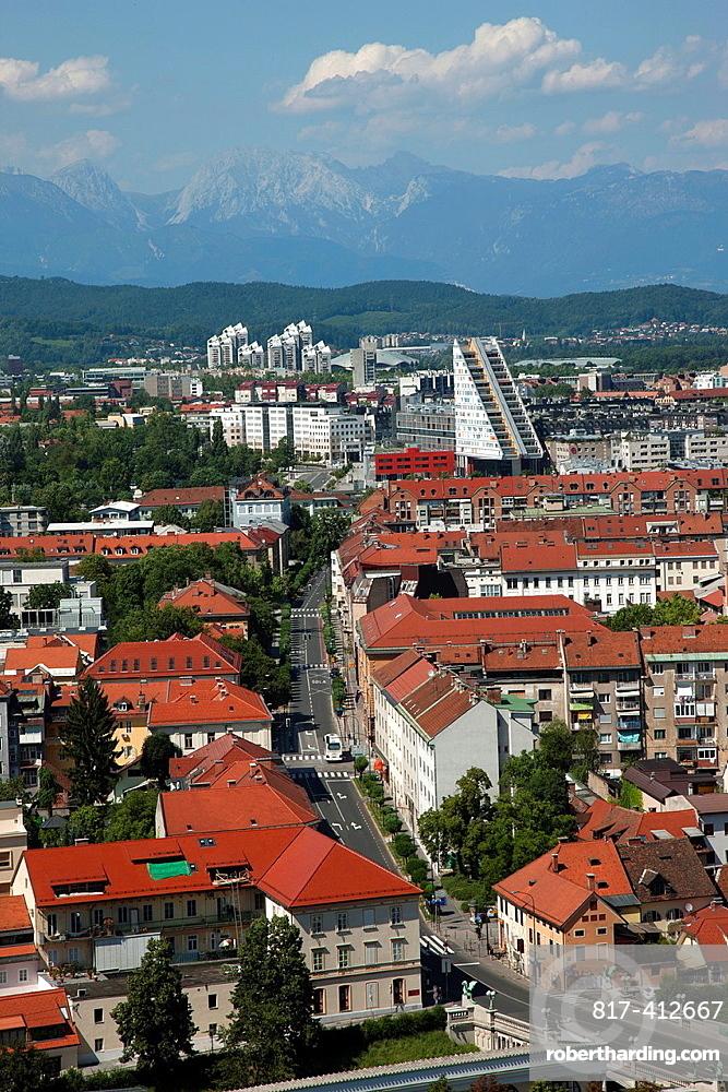 Slovenia Ljubljana.