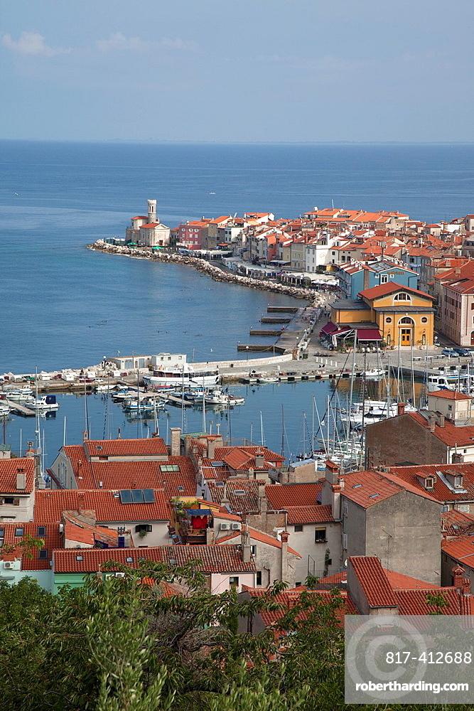 Slovenia Adriatic coast Piran.
