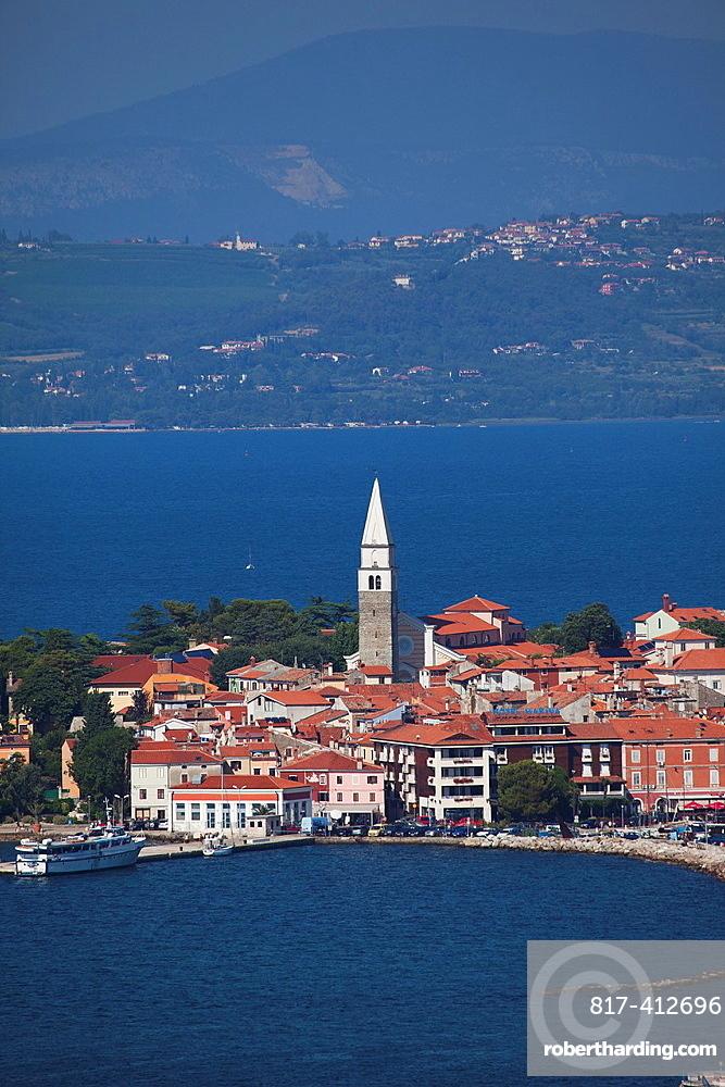 Slovenia Adriatic coast Izola.