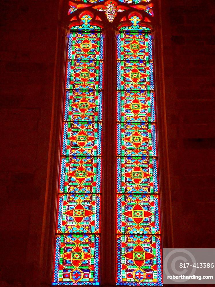 Cathedral, Ciutadella Minorca, Balearic Islands, Spain