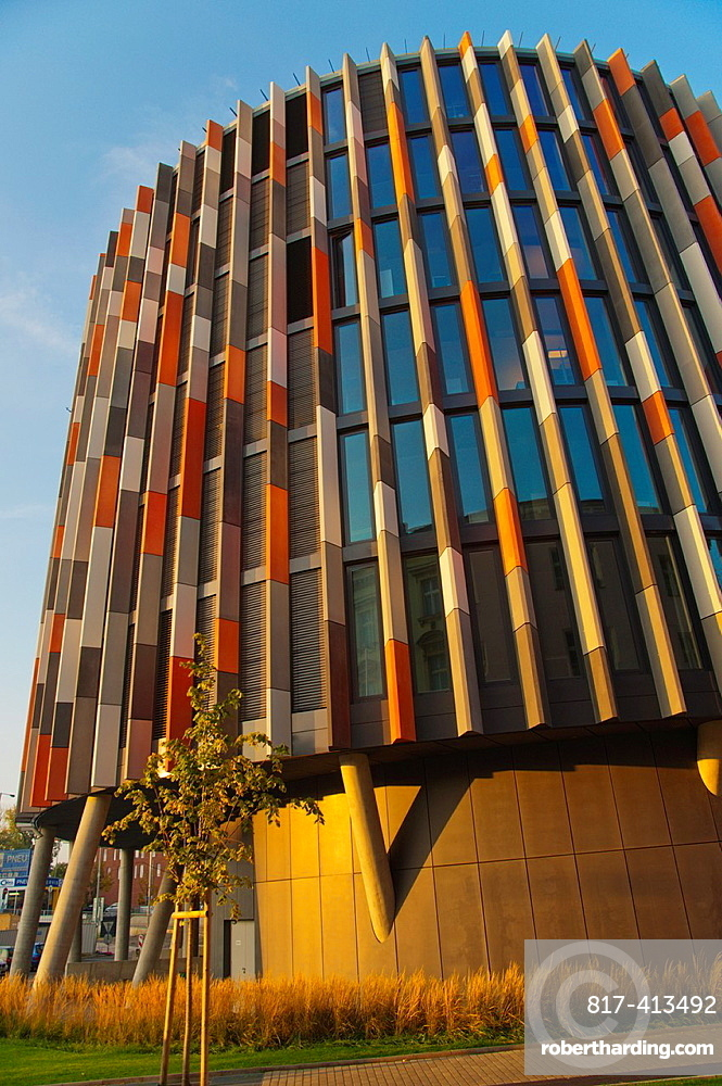 Main Point office building 2012 Karlin district Prague Czech Republic Europe