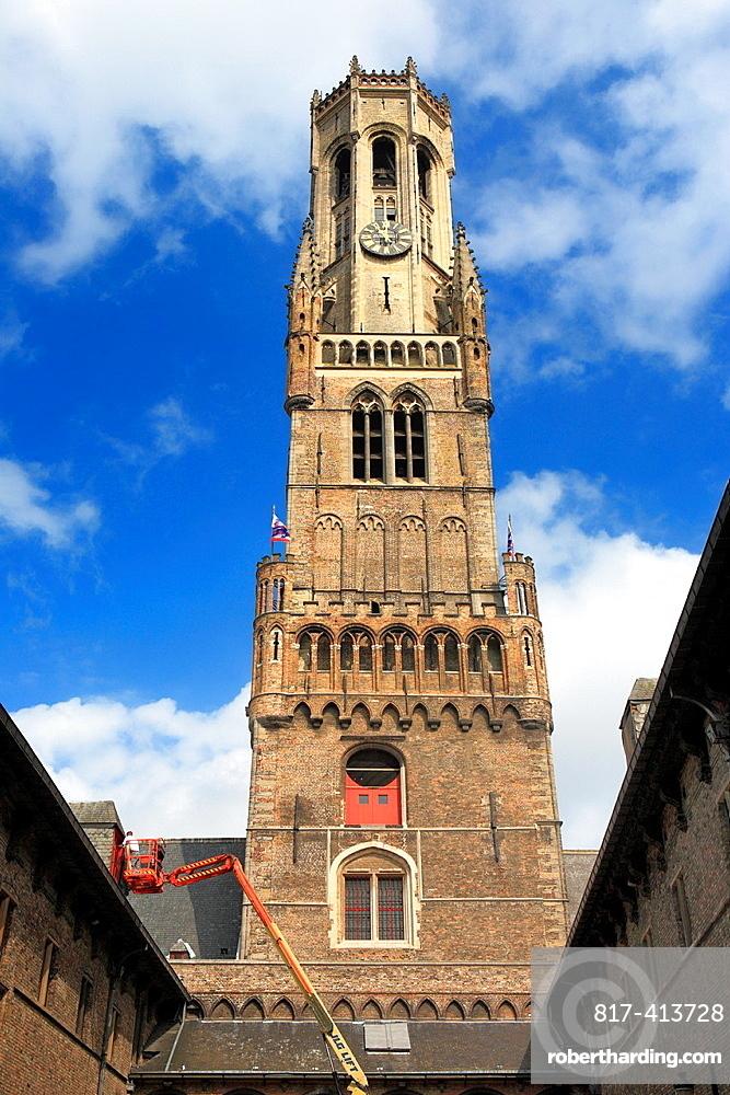 Belfry, Bruges, Belgium