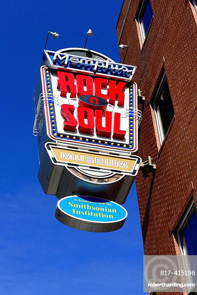 Beale Street Blues Music Memphis Tennessee TN