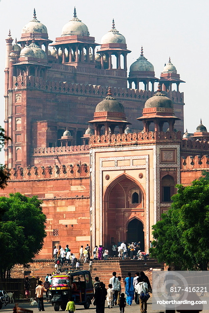 Fatehpur Sikri short-lived capital of the Indian Mughal Empire