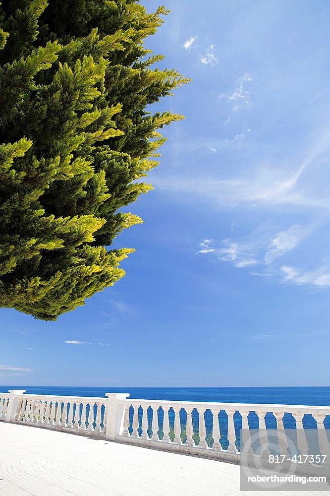 Lametlla De Mar, Catalonia, Spain Promenade