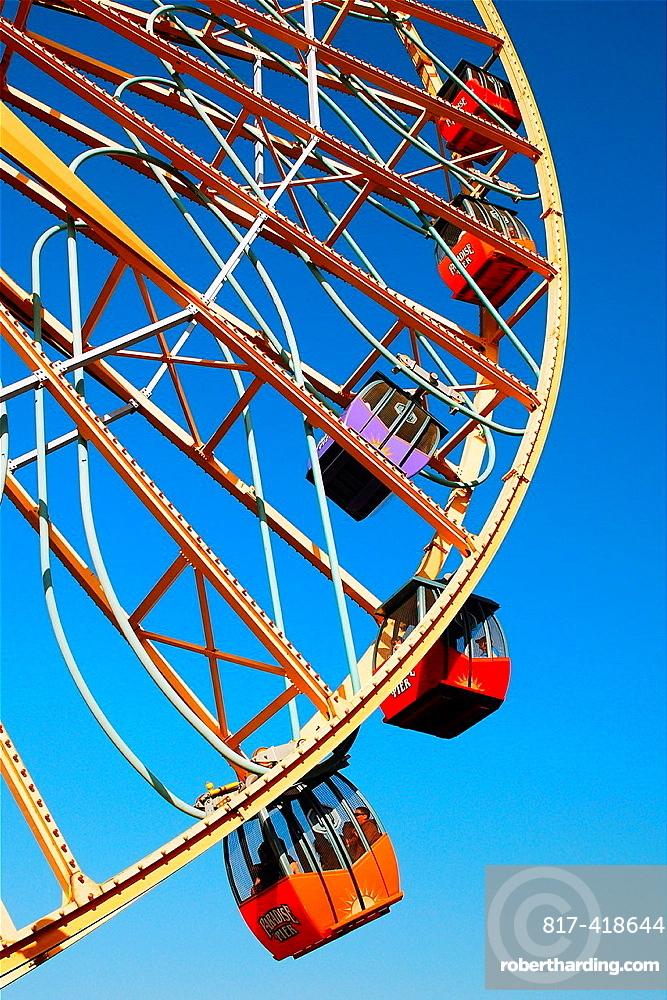 Ferris Wheel, California Adventure