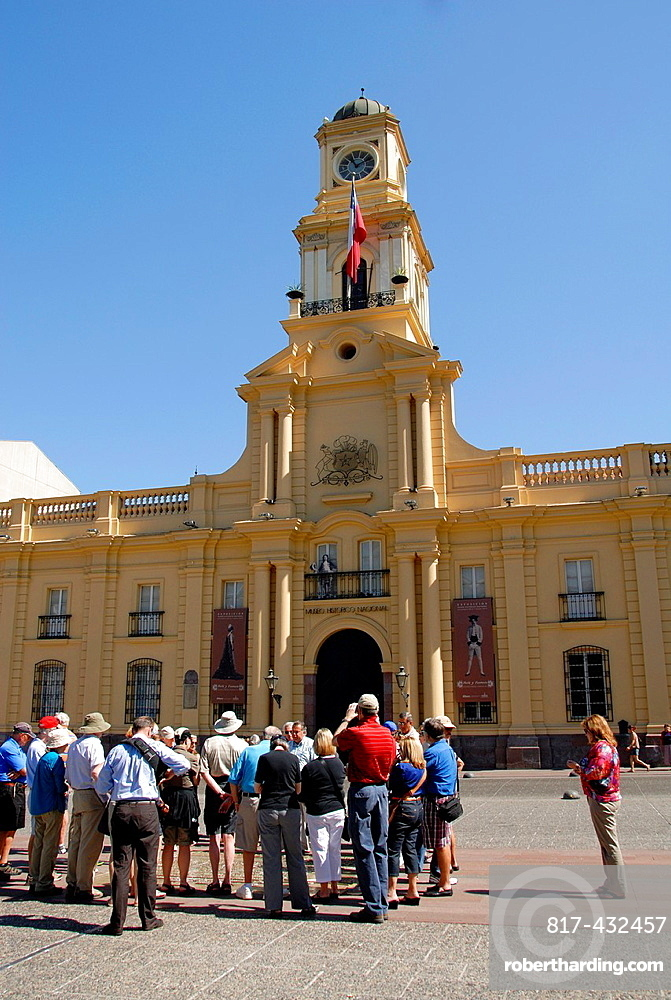 History Museum in Santiago Chile