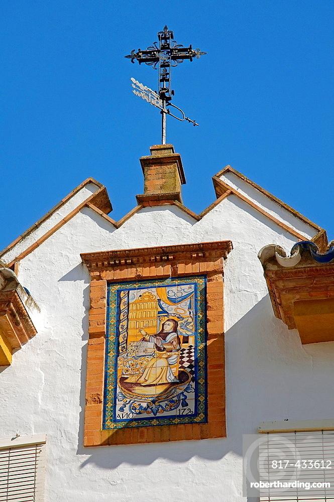 Casa de Los Arcos, 16th century, La Palma del Condado, Huelva-province, Spain