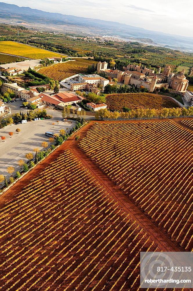 Reial Monestir de Santa Maria de Poblet Abbey of Poblet, Catalonia, Spain