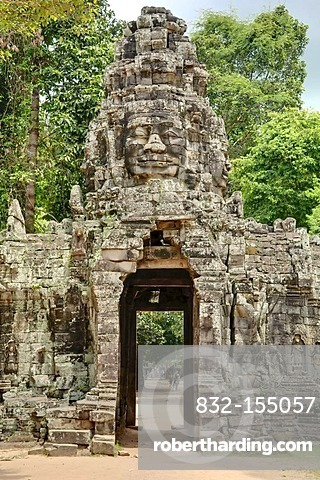 Banteay Kdei, Angkor Wat complex, Siem Reap, Cambodia, Southeast Asia, Asia