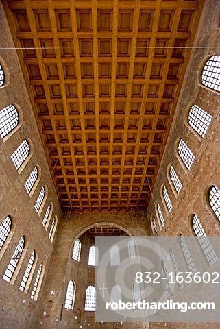 Konstantinbasilika, Constantine Basilica, Trier, Rhineland-Palatinate, Germany, Europe