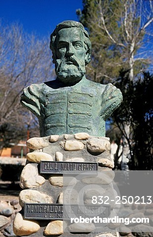 Memorial for General Don Martin Gueemes, Angastaco, Salta Province, Argentina, South America