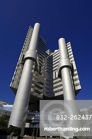 Hypobank building, Bogenhausen, Munich, Bavaria, Germany, Europe