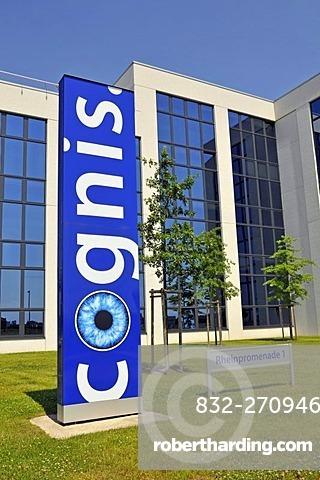 Cognis GmbH, worldwide provider of specialty chemistry products and foodstuff ingredients, corporate headquarters in Monheim am Rhein, North Rhine-Westphalia, Germany, Europe