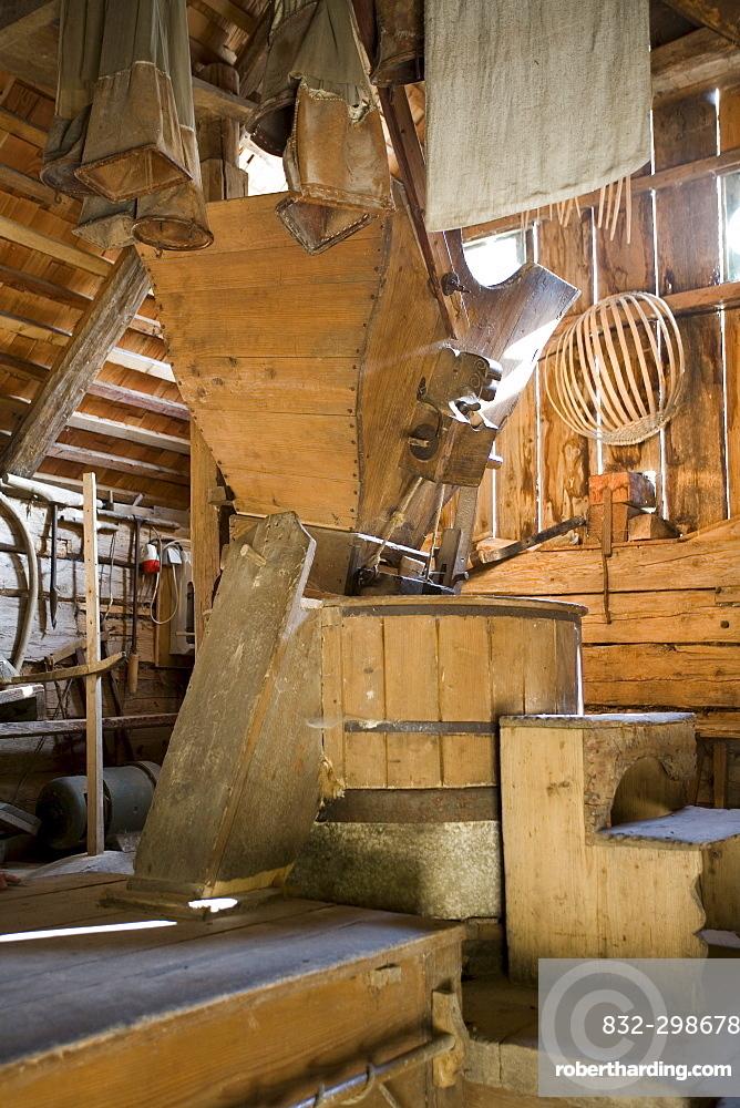 Old mill, Austria, Upper Austria, Weyer