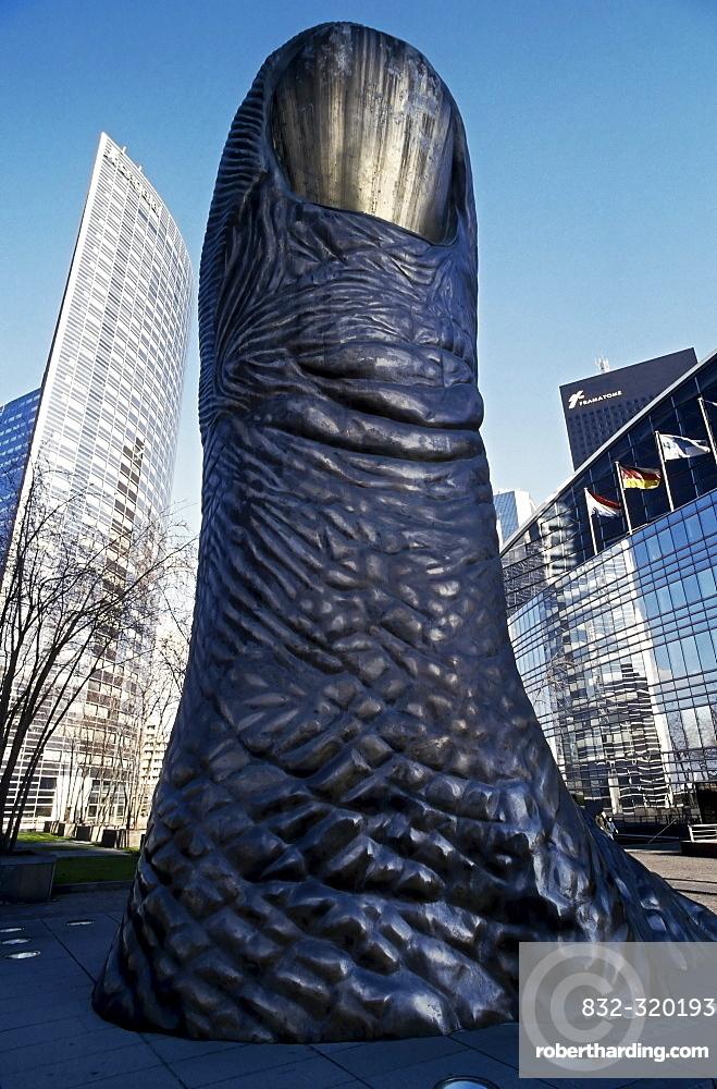 Metal sculpture,