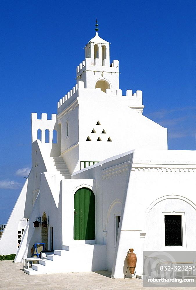 Museum, Guellala, Djerba, Tunisia, Africa