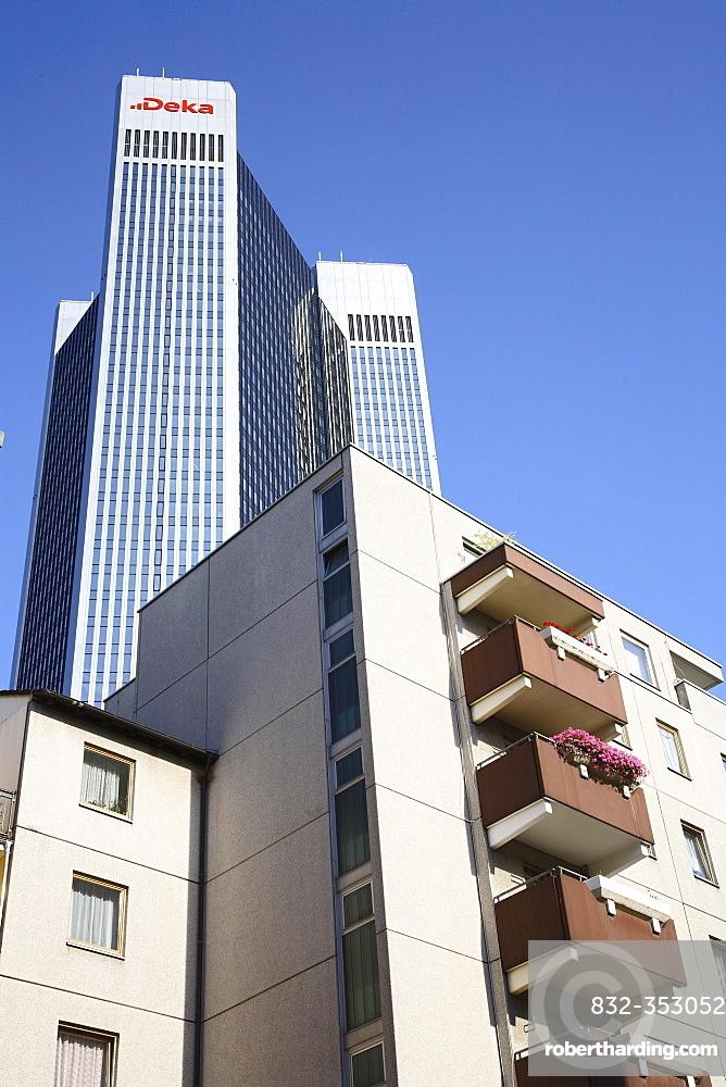 DEKA investment company, Frankfurt am Main, Hesse, Germany, Europe