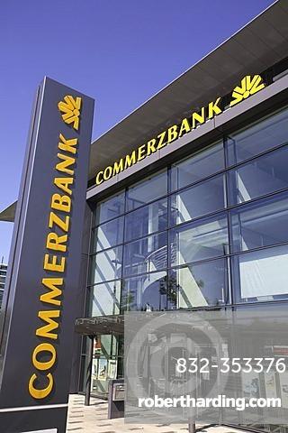 Commerzbank Munich office, Germany