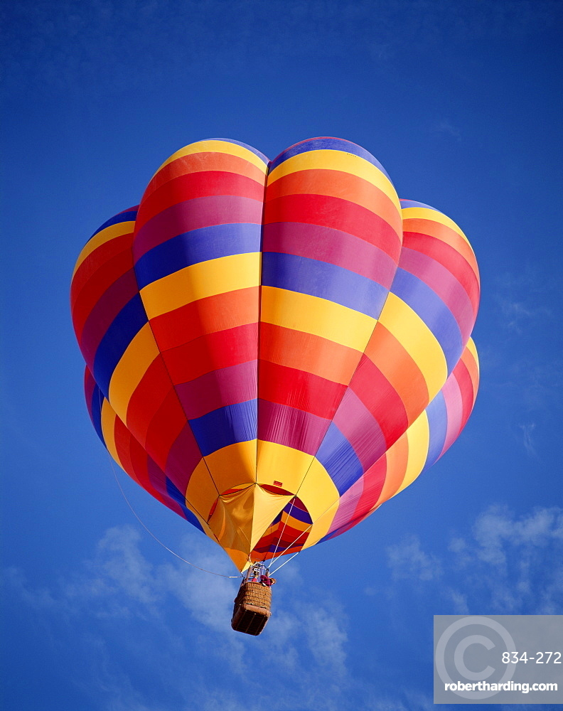 - Colourful Hot Air Balloon In Stock Photo