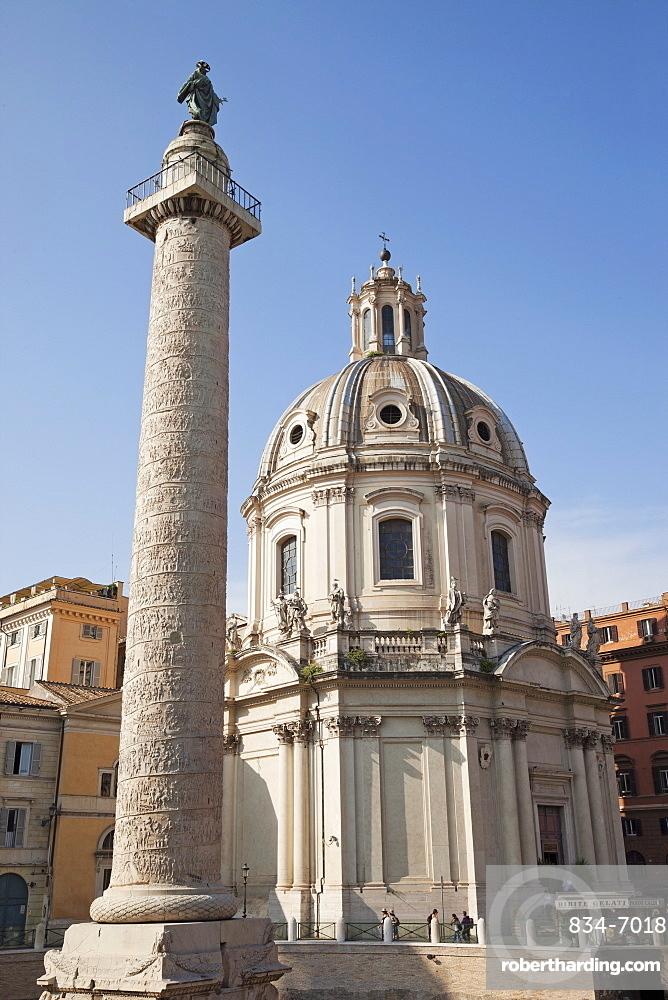 Sacro Nome di Maria Church, Rome, Lazio, Italy, Europe