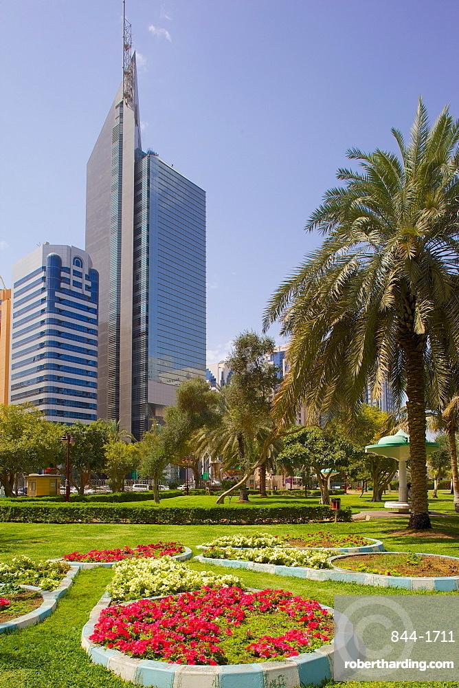 Capital Park, Abu Dhabi, United Arab Emirates, Middle East