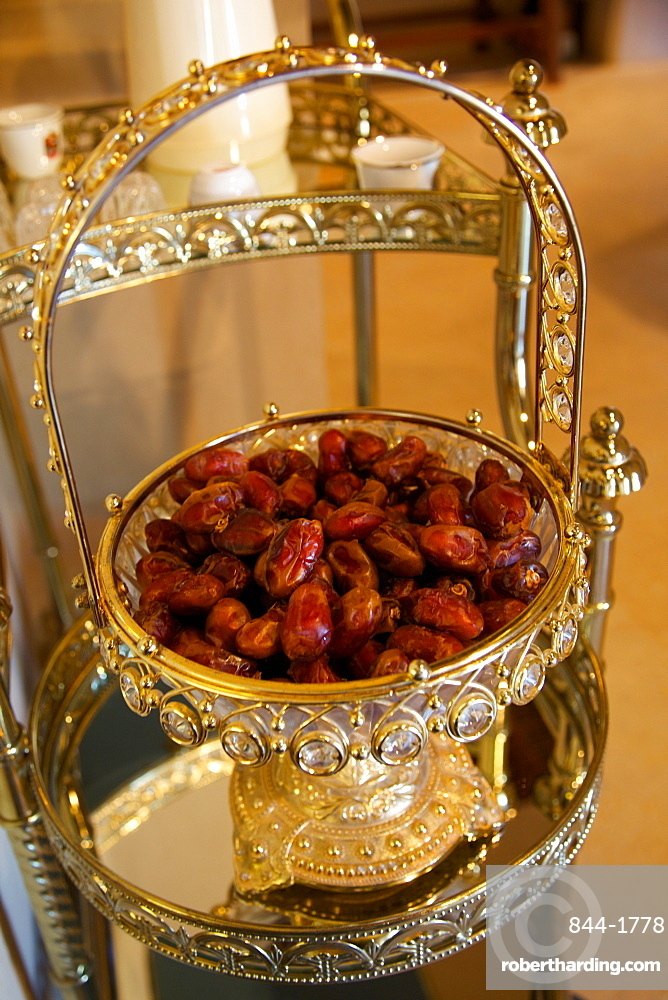 Dates, Al Ain, Abu Dhabi, United Arab Emirates, Middle East
